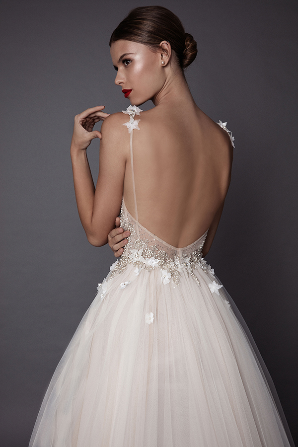 Muse bridal line from Berta - Chic & Stylish Weddings