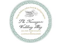 THE NORWEGIAN WEDDING BLOG