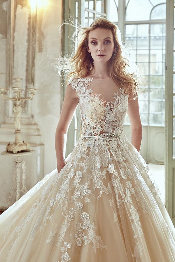 Nicole wedding dresses 2017 chic stylish weddings Nicole wedding dress 2018