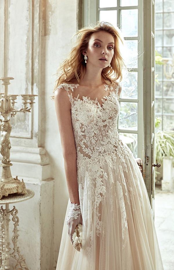 Nicole wedding dresses 2017 chic stylish weddings for World best wedding dress
