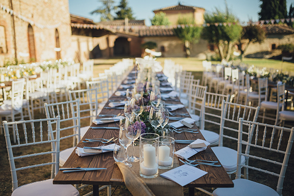 Rustic Tuscan Villa Wedding Ruth Barry Chic Stylish Weddings