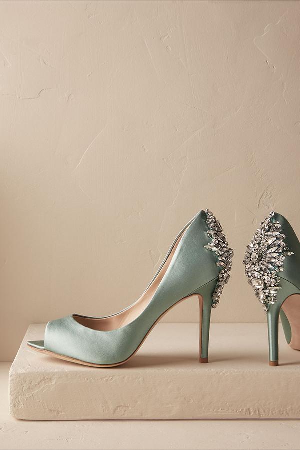 Bella Crystal Heels
