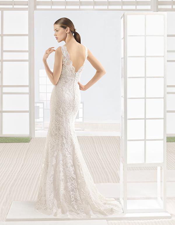 Wedding Dresses 2017 Rosa Clara : Rosa clara wedding dresses bridal collection chic