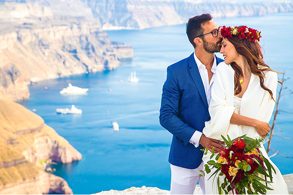 Sepideh lamy wedding