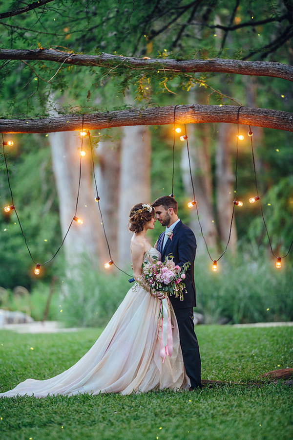 The wedding style
