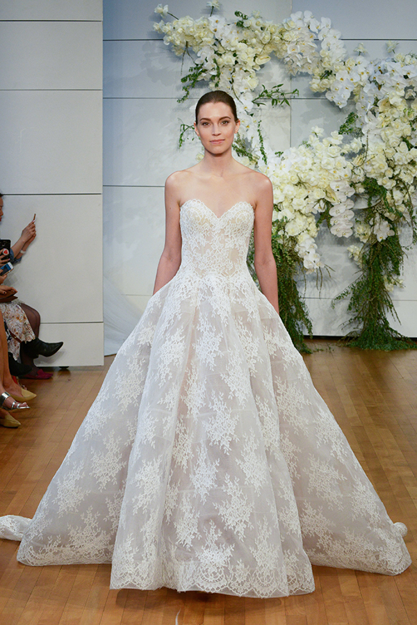Monique Lhuillier wedding dresses | 2018 Bridal Show - Chic ...