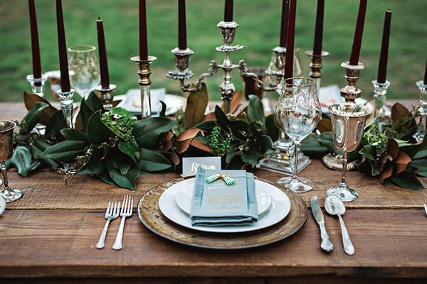 Elegant wedding inspiration shoot at the chatzi mansion - Beautiful Fruit Inspired Wedding Ideas Chic Amp Stylish