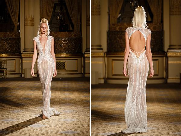 Runway Wedding Dress 2018