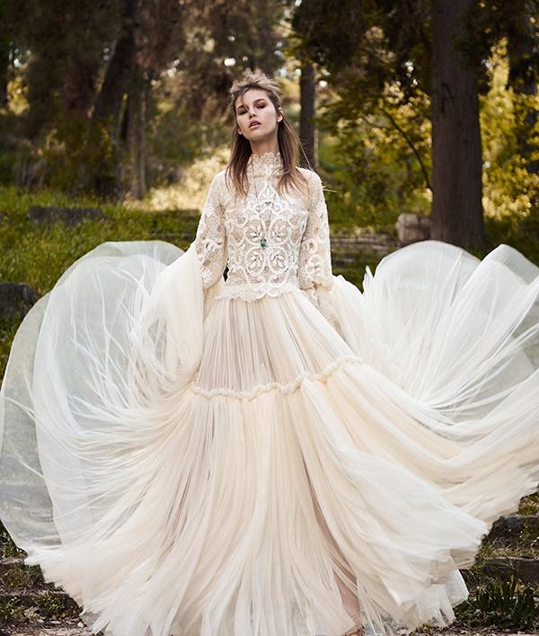 Costarellos Wedding Dresses | 2018 Spring Bridal Collection - Chic ...