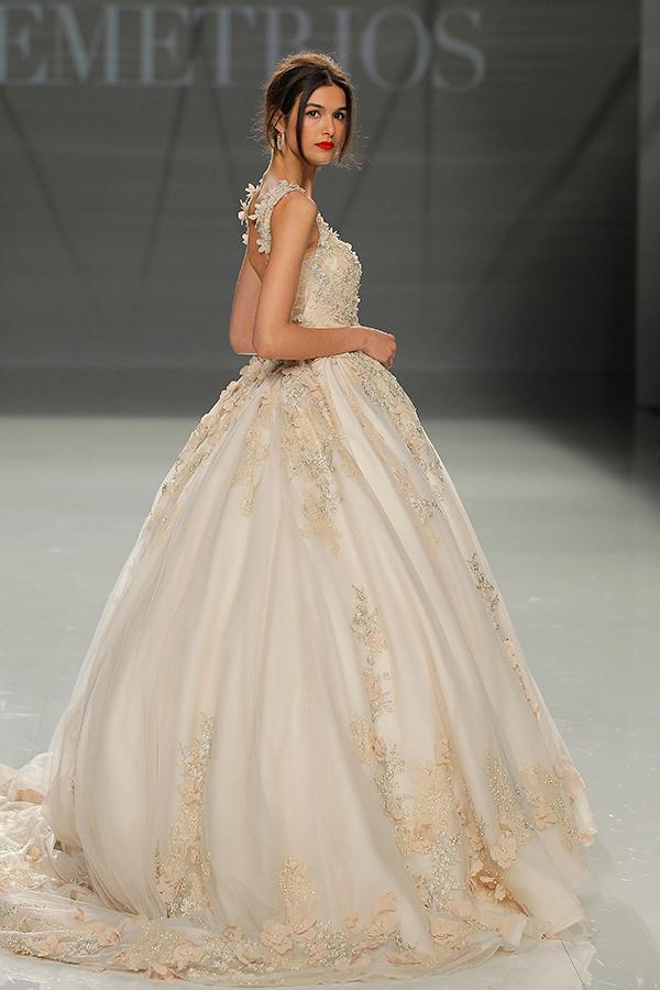 Demitrious Wedding Gowns.Demetrios Wedding Dresses 2018 Barcelona Bridal Fashion