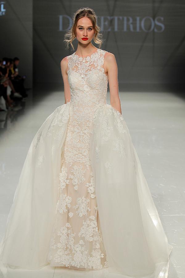 Demetrios wedding dresses 2018 barcelona bridal fashion week wedding dresses demetrios junglespirit Images