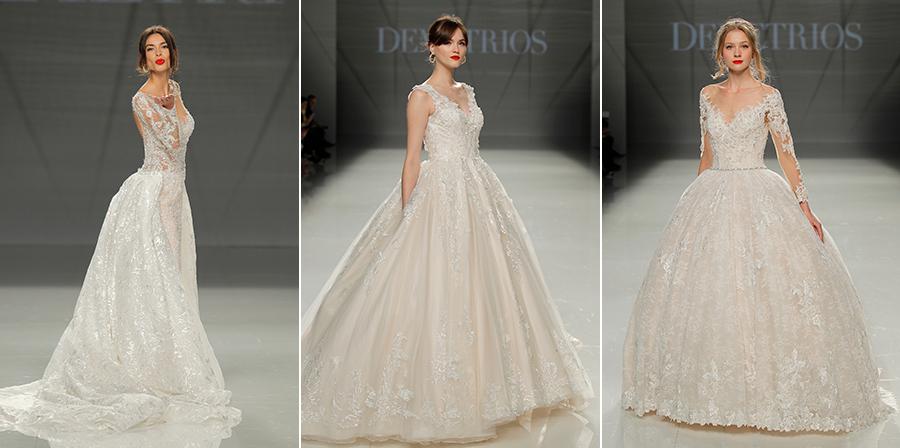 Demetrios Wedding Gowns: Demetrios Wedding Dresses 2018