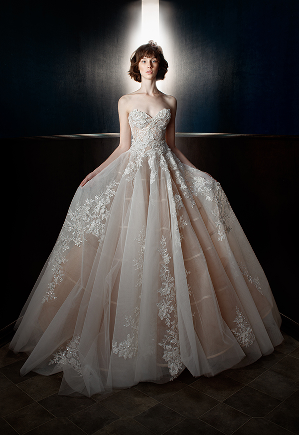 Galia Lahav Wedding Dresses New York International Bridal Week