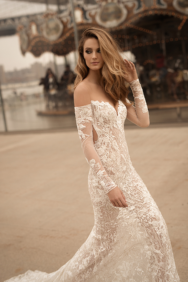 off-shoulder-wedding-dress