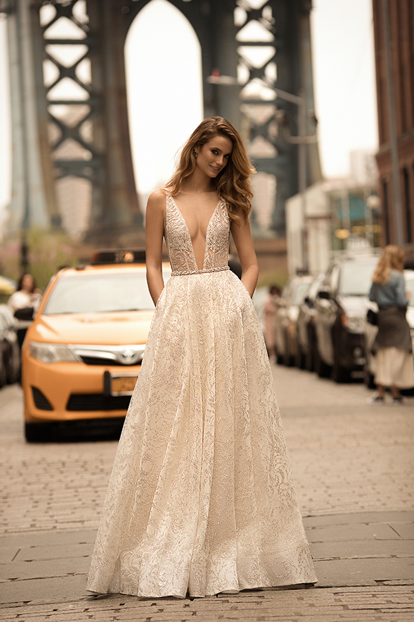Berta 2018 wedding dresses spring summer bridal collection summer 2018 wedding dress berta junglespirit Choice Image