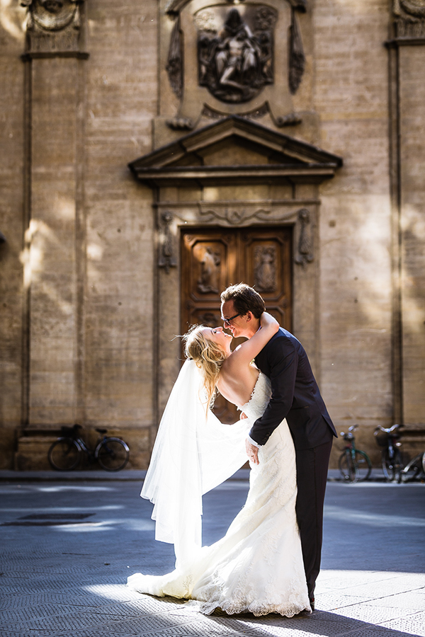 Romantic wedding in Florence | Justyna & Basil