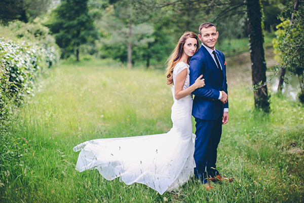 Rustic chic destination wedding in Italy