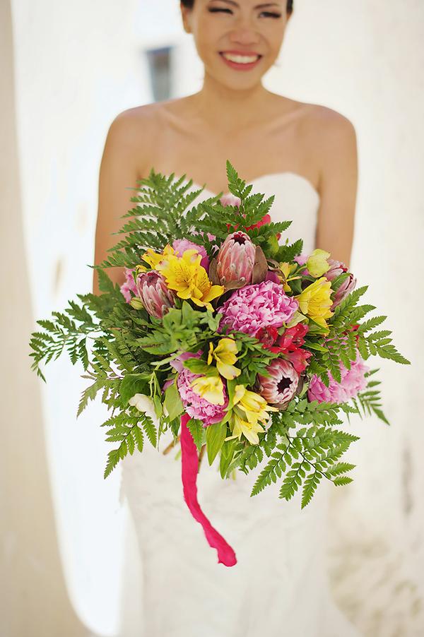 tropical-colorful-wedding-santorini-1