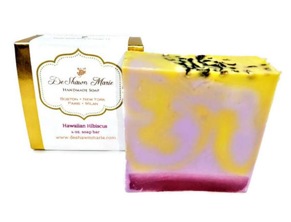Hawaiian Hibiscus Soap