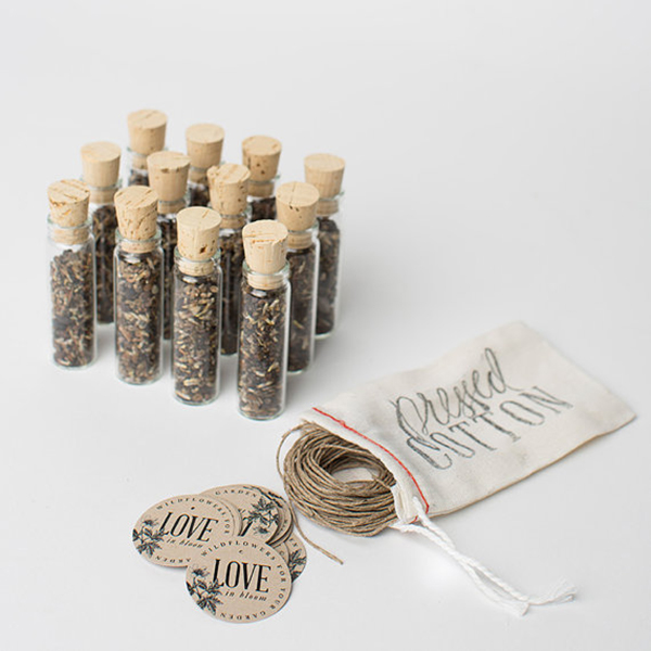 Wildflower Seed Favors