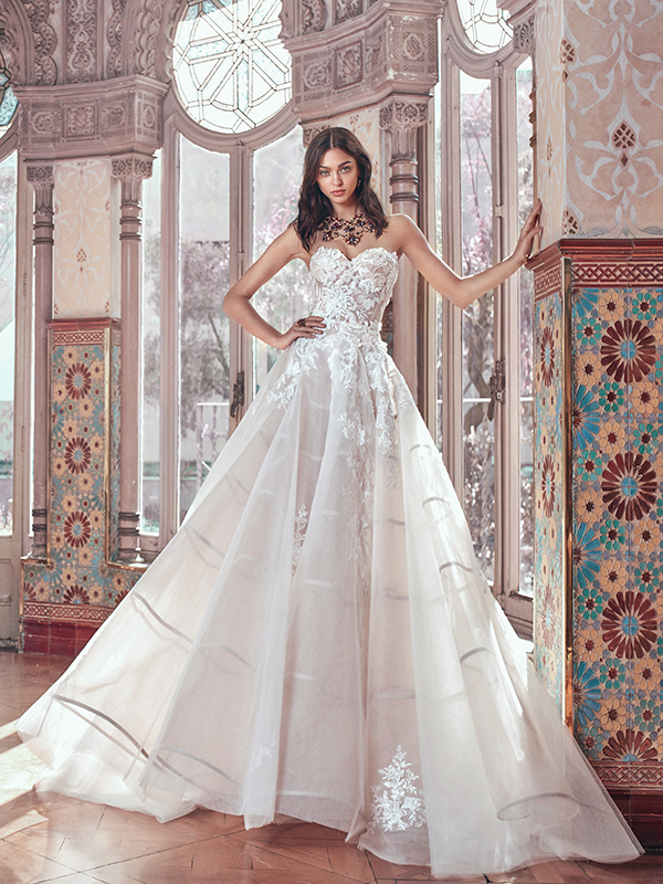 Stunning Galia Lahav wedding dresses