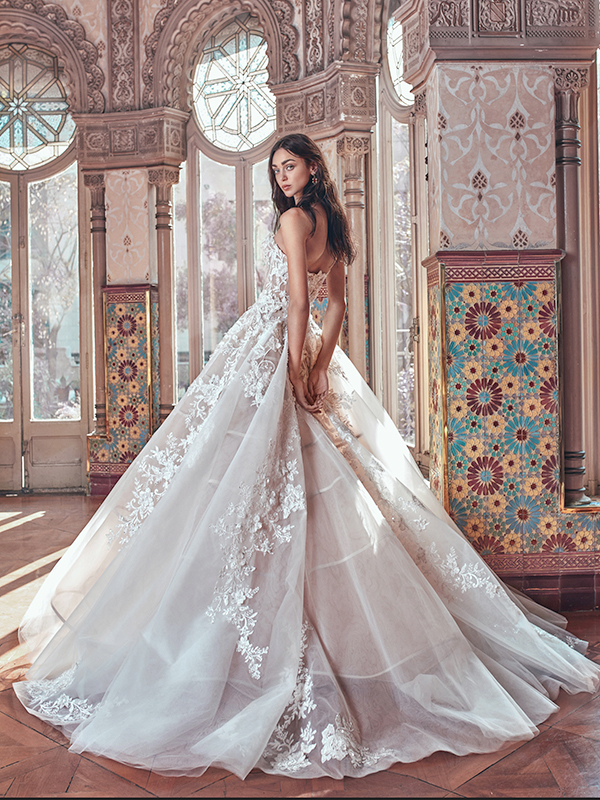 Stunning galia lahav wedding dresses chic stylish weddings Wedding dress designer galia lahav