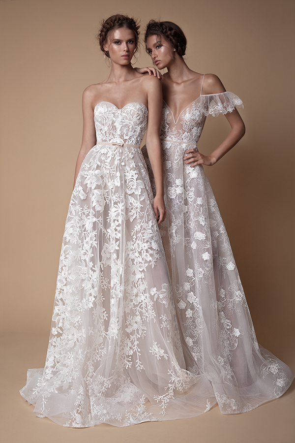 Gorgeous wedding dresses | Muse collection by Berta
