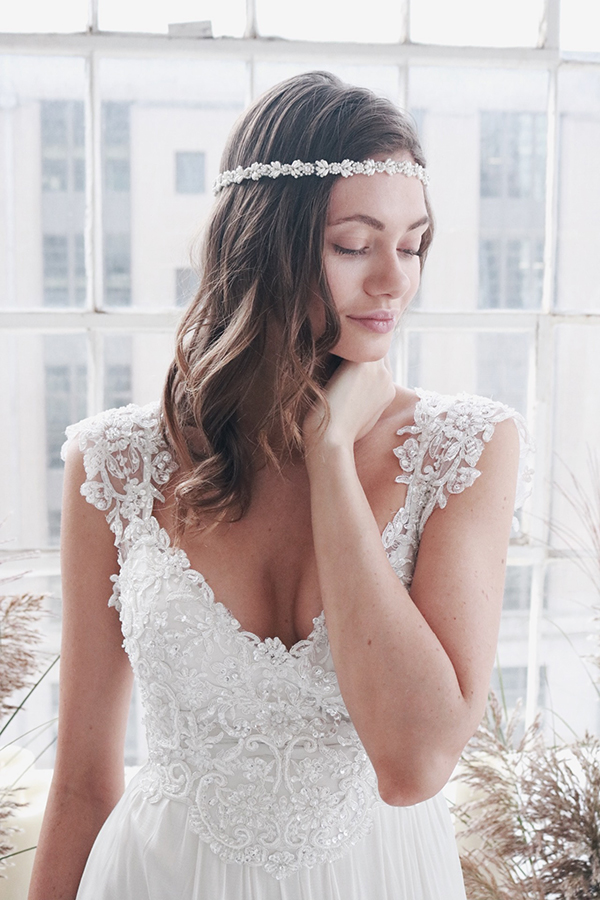 Anna Campbell wedding dresses | Eternal Heart Collection 2018 - Chic ...
