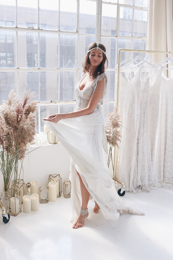 Anna Campbell wedding dresses | Eternal Heart Collection 2018 - Chic ...