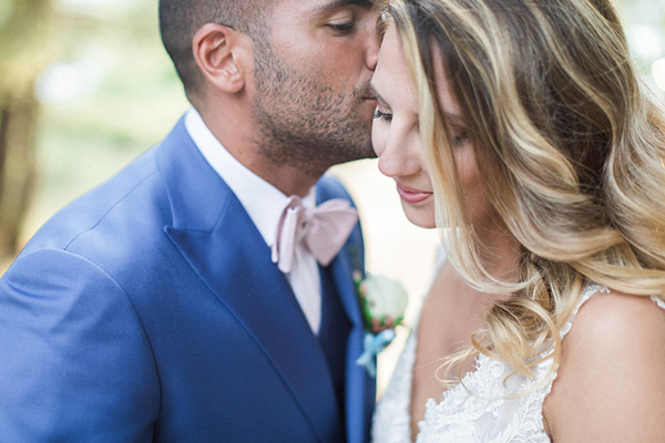 Beautiful destination wedding in Kefalonia |  Emma & Alexander