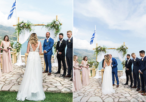 Beautiful swedish wedding