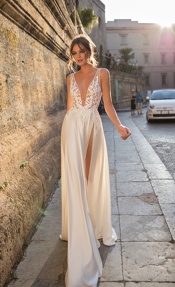 Gorgeous Berta Wedding Dresses Muse Collection 2