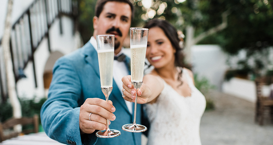 Chania crete wedding