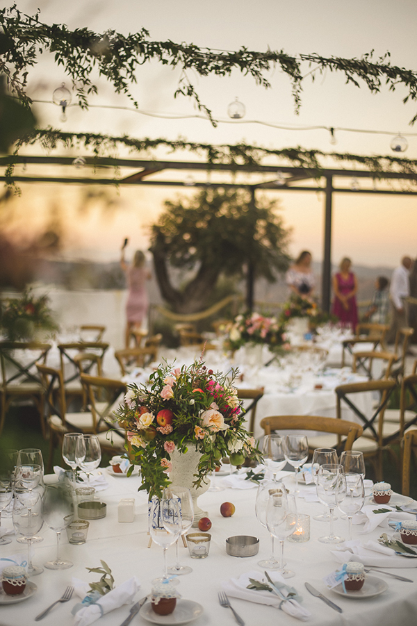 Lovely Rustic Wedding In Cyprus Eleni Lewis Chic Stylish