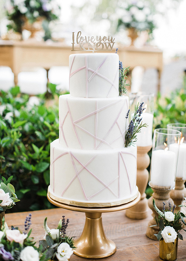 Rustic chic lavender wedding in Athens   Farah & Zaid - Chic ...