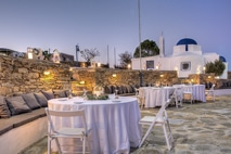 Fladakia Estate in Paros