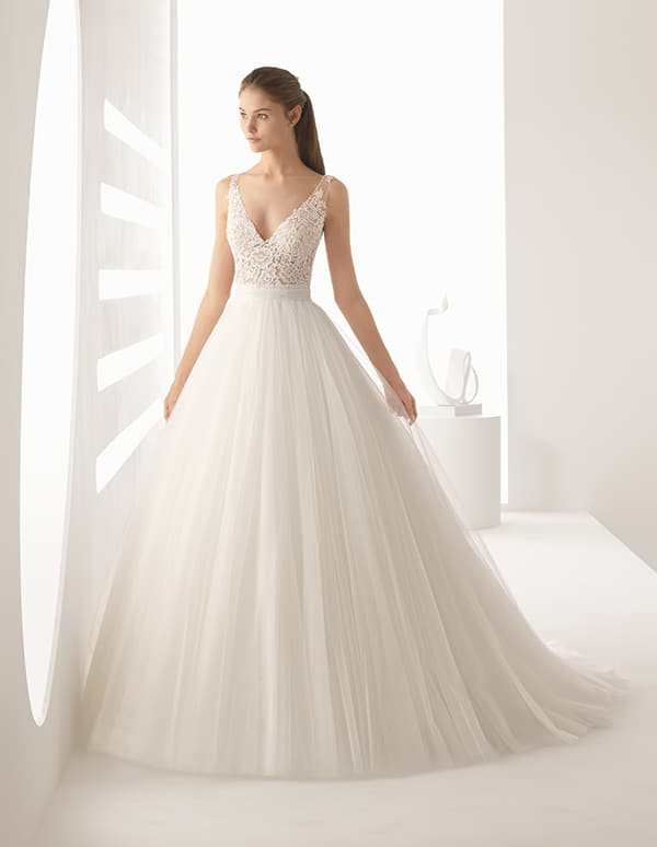 Wedding Dress Rosa Clara