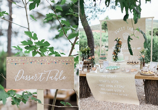 beautiful rustic wedding pink yellow peach tones-32