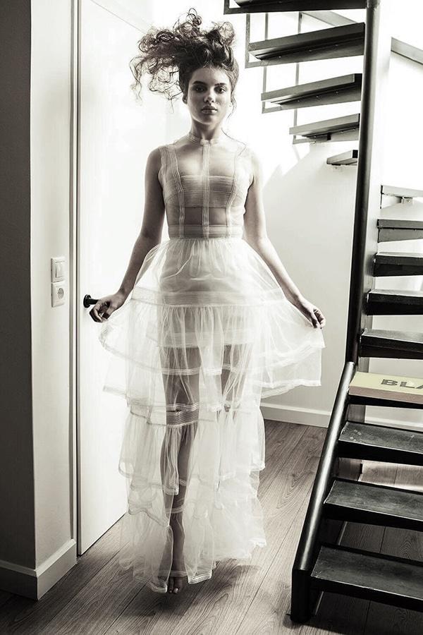 Modern wedding dresses | Alexia Kirmitsi - Chic & Stylish Weddings