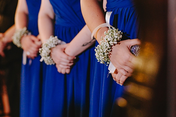 simple chic wedding blue white purple shades-19