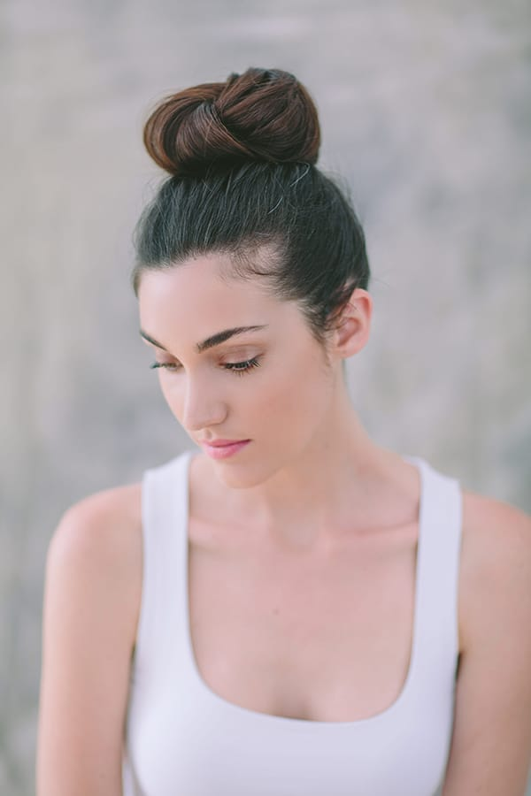 how-make-ballerina-bun-1