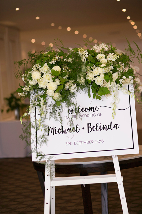 Classic and elegant wedding with white flowers belinda michael classic elegant wedding white flowers26 mightylinksfo