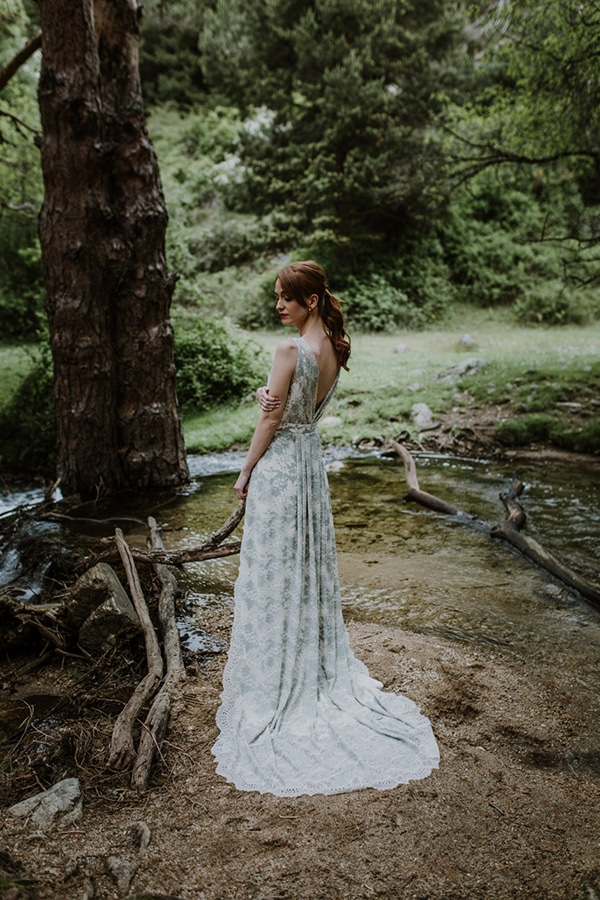 Dreamy Wedding Dresses Inspired By The Forest Ephemerals