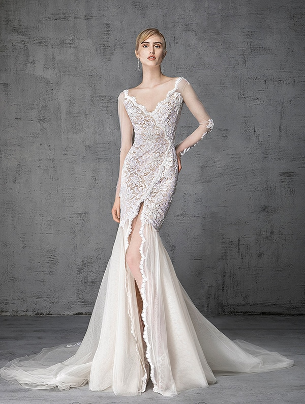 Glamorous timeless wedding dresses | Spring collection 2019 ...