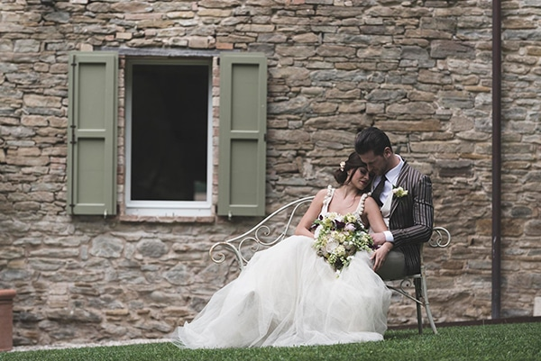 Gorgeous wedding styled shoot in Italy