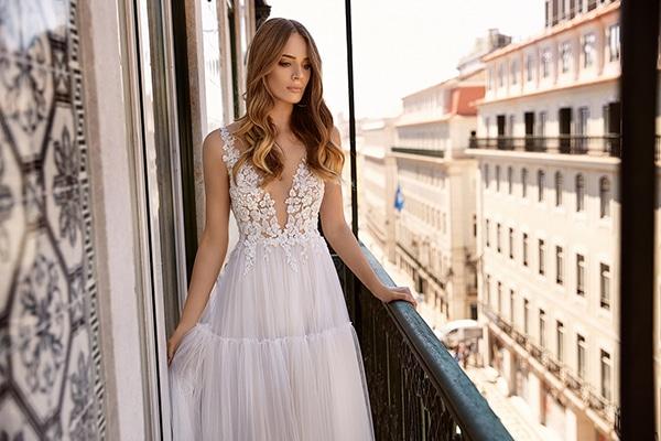 c4bbb0e29b22b Luxurious Bridal Collection by Tom Sebastien | Lisbon 2019 Collection