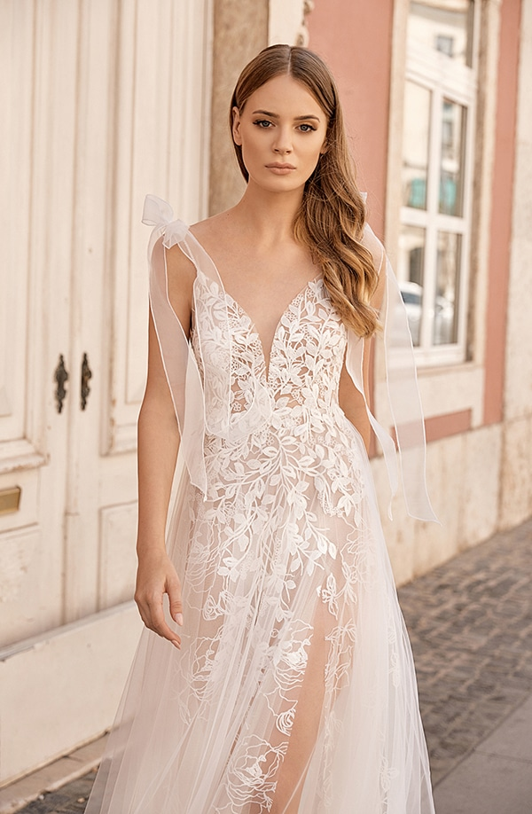 Luxurious Bridal Collection by Tom Sebastien | Lisbon 2019 Collection