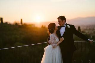 c21d3ee54079 Beautiful romantic wedding in Florence│ Emily & Elliott