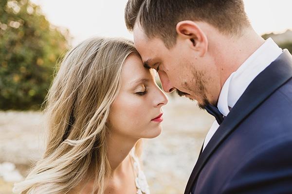 c805d76bd33 Romantic summer wedding in pastel hues | Myria & Panagiotis